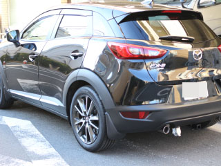 MAZUDA NEW CX-3